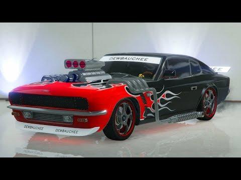 NUEVO SUPER COCHE!!! DEWBAUCHEE RAPID GT CLASSIC!! - GTA V ONLINE