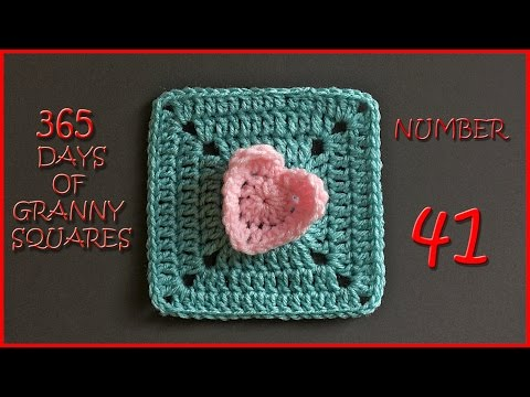 365 Days of Granny Squares Number 41
