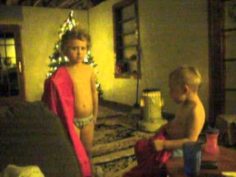 Little brother gets OWNED by big sister. Funny pulling off ...
