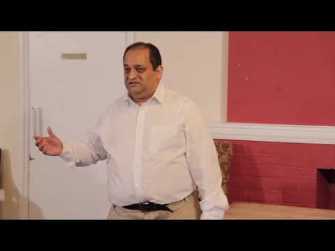 Monologue Clip - Brexit A.R.T. Theatre Group - Anthony Gopaul