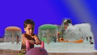 Family Fun Time at Pocono Water resort | Kids Water Park Fun | Kids Learning Videos