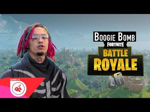 Fortnite Music Video - Boogie Bomb (Gucci Gang Parody)