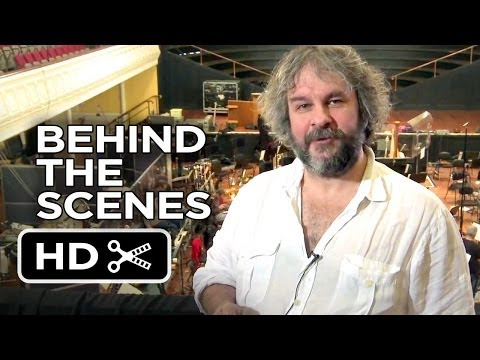 The Hobbit: The Desolation Of Smaug Production Blog #14 (2013) - Peter Jackson Movie HD