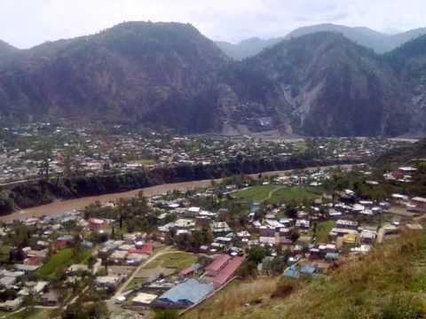 Muzaffarabad Capital of Azad Jammu Kashmir مُظفَّرآباد  (Part 2)