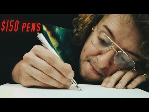 $150 Fountain Pen Unboxing and Drawing