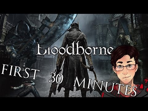 Bloodborne - Going In Blind! video