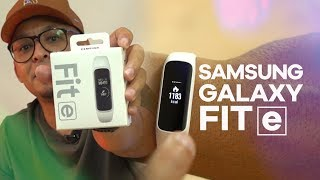 Samsung Galaxy Fit E! Vai DESTRUIR a mi band da Xiaomi???