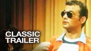 Where the Buffalo Roam Official Trailer #1 - Bill Murray Movie (1980) HD