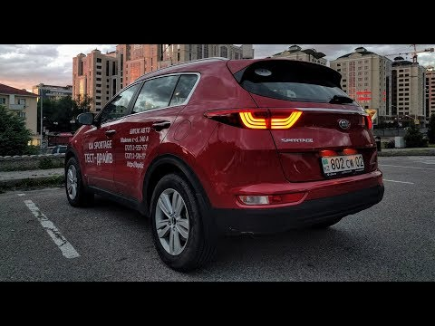 Kia Sportage 2017, глазами владельца Hyundai Tucson 2017