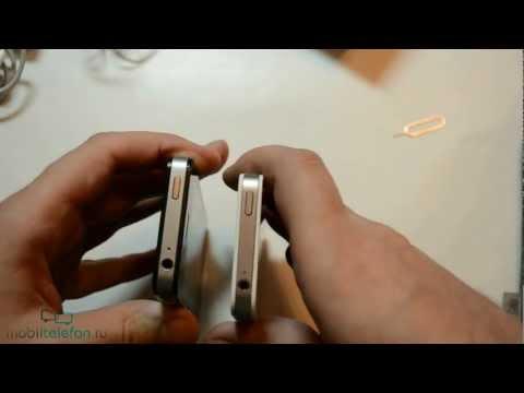 Видео как проверить подлинность Apple iPhone 4S