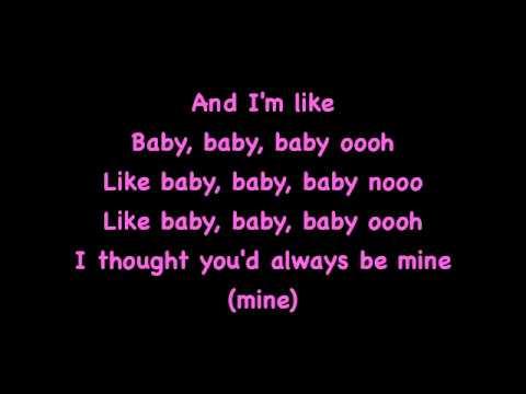 Justin Bieber - Baby Song And Lyrics