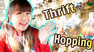THRIFT HOPPING - Score or Fail? LPS, Disney and Vintage Toys!