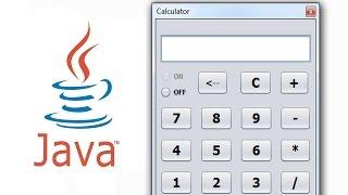 Java Calculator App Development Tutorial 1    Swing   GUI