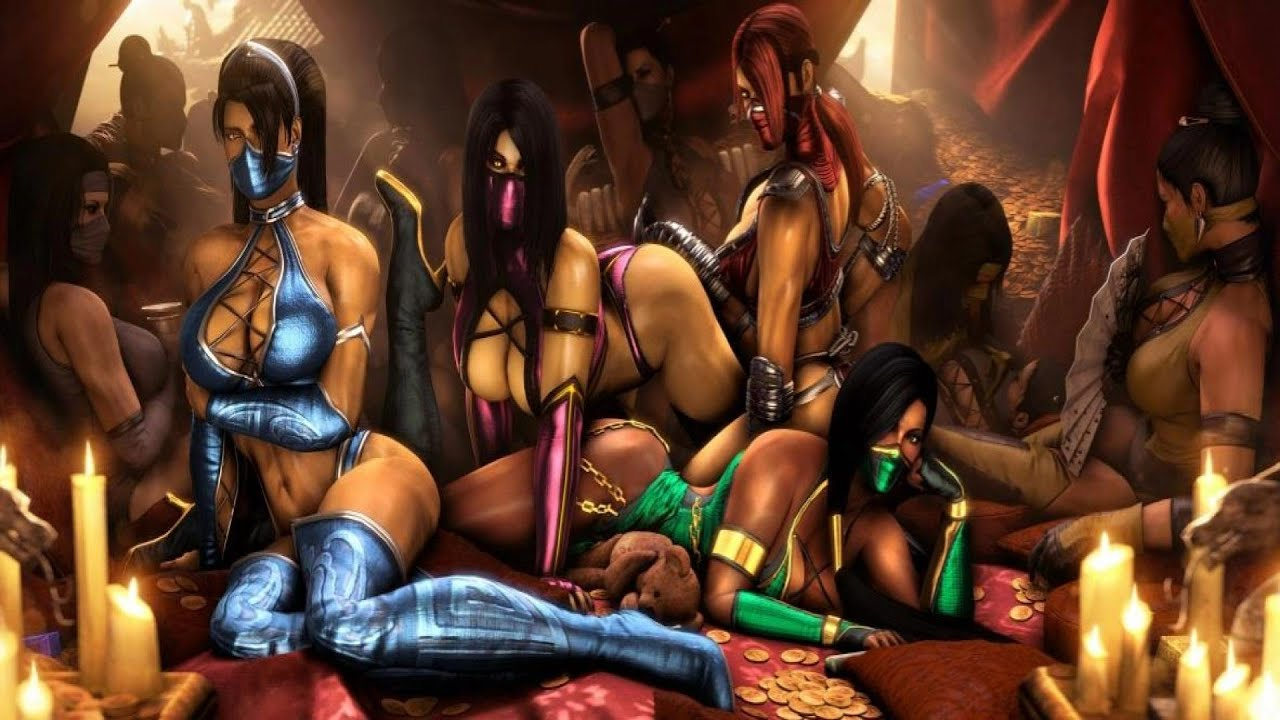 Mortal kombat sexy girl hot hentai porno download