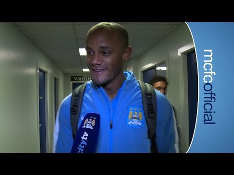 CAPTAIN KOMPANY ON 250TH CITY APPEARANCE | Vincent Kompany Post Match Hull City 2-4 City