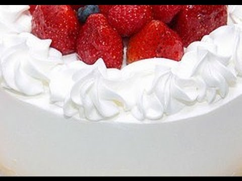 Como Hacer Crema Tipo Chantilly o Whipped Cream ✿◕‿◕✿