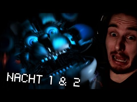 Let's Play Five Nights at Freddy's - Sister Location (Deutsch/German)