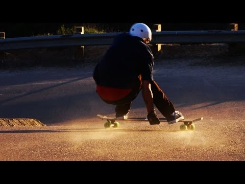 Apex 40 Longboarding