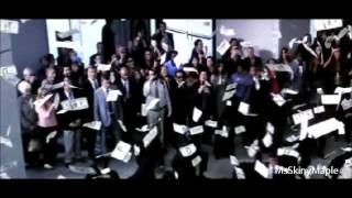 Step Up 4 - Step up 4 Revolution - The office mob (full scene)