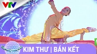 KIM THƯ | TẬP 9 | BƯỚC NHẢY HOÀN VŨ NHÍ 2015 (SEASON 2)