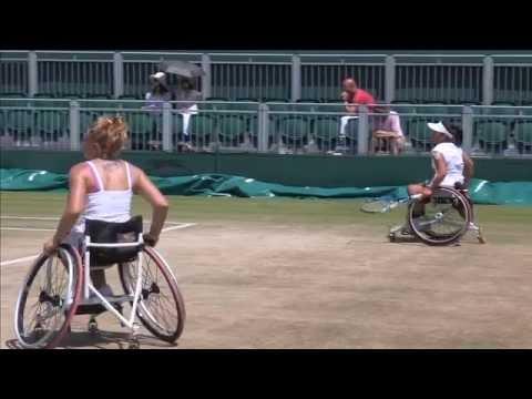 Wimbledon Wheelchair Tennis 2013