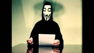 anonymous habla del facebook y a los anonymous