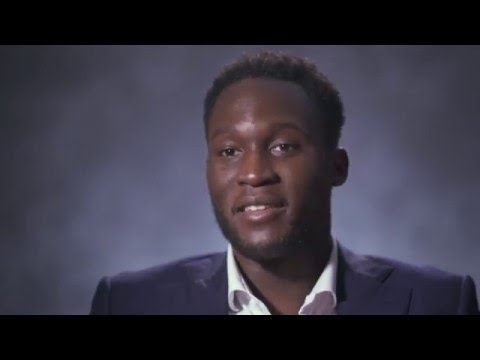 Romelu Lukaku speaks to BBC Sport