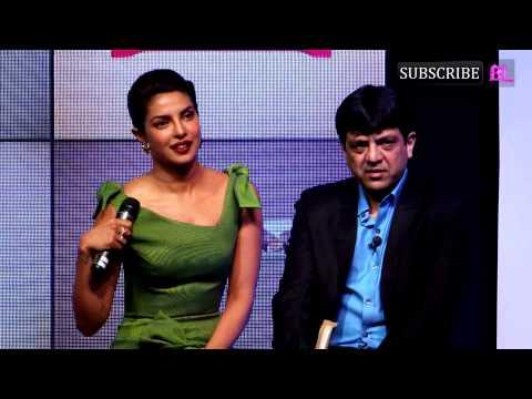 Priyanka Chopra At Launch of Hoppits Premium Chocolate Bar | Part 2