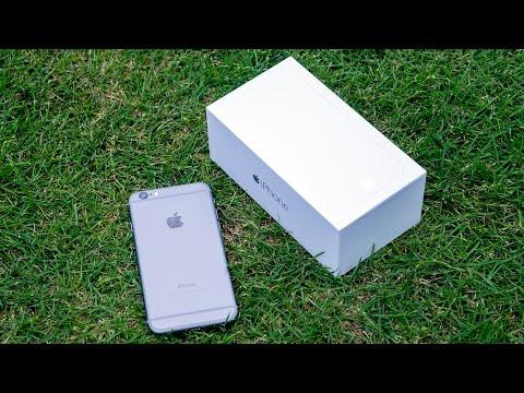 Новинка от Apple - iPhone 6: распаковка и первое впечатление