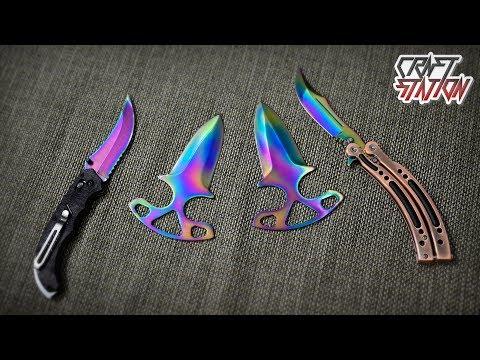 🔪Реальные ножи из CS:GO🔪