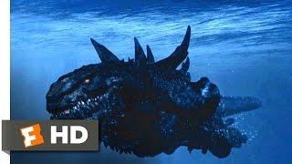 Download Godzilla (1998) - Godzilla vs. Submarines Scene (6/10) | Movieclips 3Gp Mp4