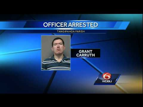 Officer Charged In Connection With Kidnapping, Rape Of Two Women video