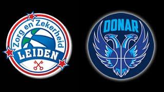 Прогноз матча по баскетболу Гронинген - Лейден