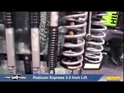 Rubicon Express 2.5 Inch Lift