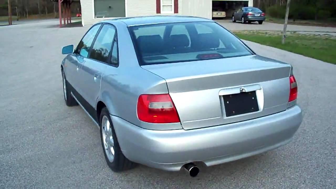 1998    Audi       A4    18T    Quattro    AWD  YouTube