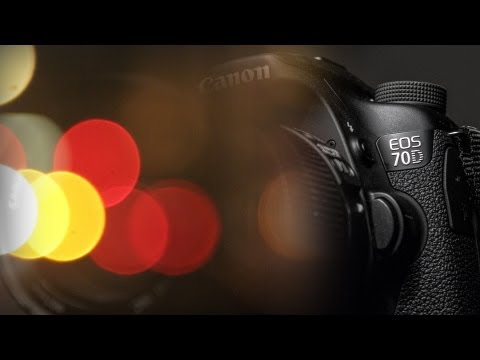 Canon 70D: Low Light Video (ISO 3200)