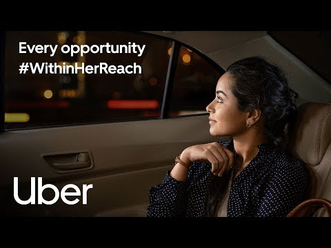 Why Should Distance Get in the Way of Her Dreams? | Gender Commute Gap | #WithinHerReach | Uber