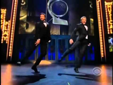 Neil Patrick Harris and Hugh Jackman duet at 2011 Tony Awards