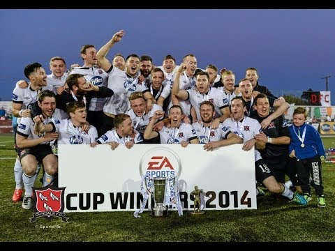 ⚽ Dundalk FC 3-2 Shamrock Rovers - 2014 EA SPORTS Cup Final