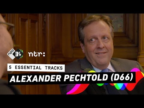 Essential Politics: Alexander Pechtold (D66) in 5 Essential Tracks