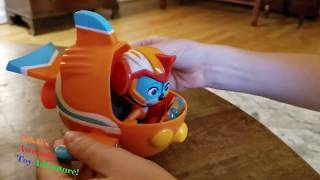 Top Wing Toys! New Swift Top Wing toy unboxing! Playskool Nick Jr
