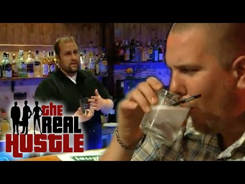 The Real Hustle: Bartender Scams