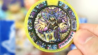 Yo-Kai Watch - Treasure Medals Series 1 - Japanese Toy Unboxing