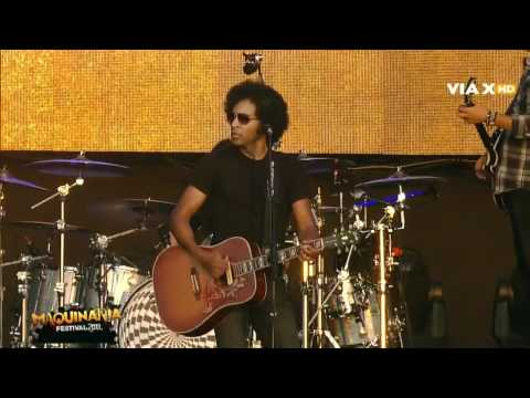 Alice In Chains - Nutshell (live Maquinaria 2011) Hd video