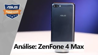 Teste Fanático: ZenFone 4 Max