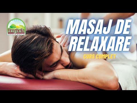 Masajul general suedez - Masaj de relaxare (FULL)