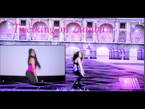 Twerking On New Zumba?    Zumba World Party 2013 Review   Chinacandycouture