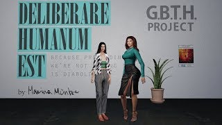 The G.B.T.H. Project in Second Life