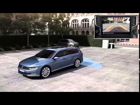 Area View en el nuevo Passat de Volkswagen | Engadget en espa�ol
