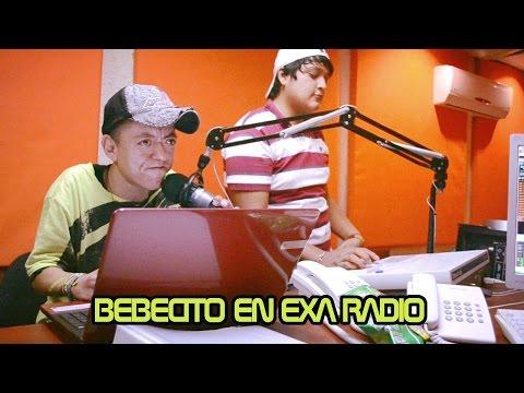 Bebecito Emoxito en Exa Fm Tampico | Entrevista a Bebecito Emoxito